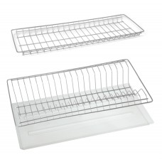 Посудосушитель с рамкой 365х256 (белый)