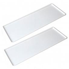 Поддон для посудосушителья 900x220 (2*450) (пластик)