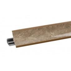 Плинтус для столешницы Weriton WP-23 - Аламбра темная 4035 (3м)