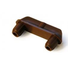 Ходовая деталь пластик СТ.147.10, коричневый