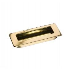 Ручка купе 916 108,0 х 42,0 мм, золото