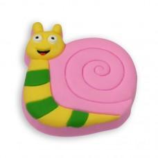 Ручка-кнопка 08М-062, H-23мм snail (улитка)