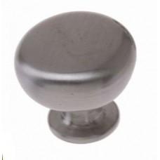 Ручка-кнопка 8110, матовый никель