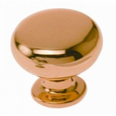 Ручка-кнопка 8110, золото