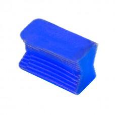 Клипса-крепеж Хоффмана пластик для МДФ (ласточкин хвост) №12, синий