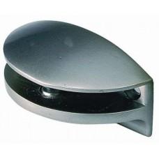 Декоративный полкодержатель Edson 8906 (6 мм), матовый никель