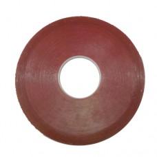 Лента-скотч акриловый прозрачный широкий 25x1мм, L=33м