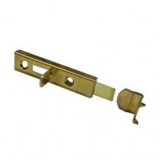 Шпингалет мебельный Amig №368 - 60мм, золото