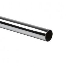Заготовка - штанга d=25 хром 1,0 метр