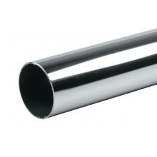 Штанга круглая (труба) 3м d=32мм (1мм), хром