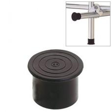 JOK 19 (R-15) Заглушка для труб d=25 ножка внешняя, пластик