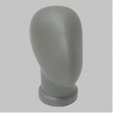 Г-101  Голова женская, серебро