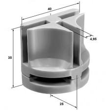 Фишка для стеклянных витрин ФВТ-5