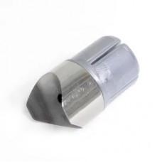 УС-1.1-XP Узел соединитель трубы d=25,кольцо хр.,втулка с