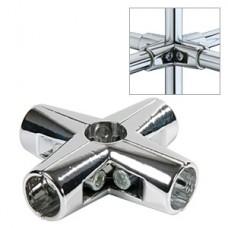 UNO 10 (CS250)(GT24)(T10 TDM) Соединитель для 5-ти труб, угловой
